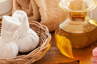 Ứng dụng thảo dược trong massage trị liệu